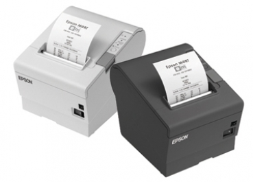 Thermo Bondrucker 80mm, Epson TM-T88V (USB)