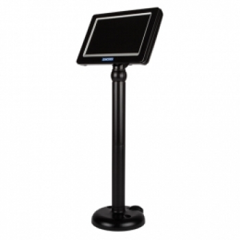 Kompaktes 7'' Pole-Display Glancetron 70-ST